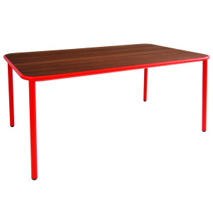 Emu Yard Table Ash tuintafel red 160x98