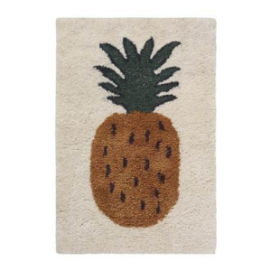 Ferm Living Fruitcana Tufted Pineapple Vloerkleed