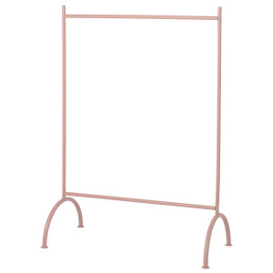 Ferm Living Kids kledingrek dusty rose