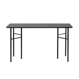 Ferm Living Mingle Desk Black Fineer bureau 135x65