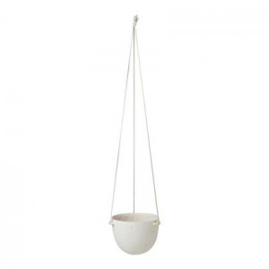 Ferm Living Speckle Bloempot Off-White