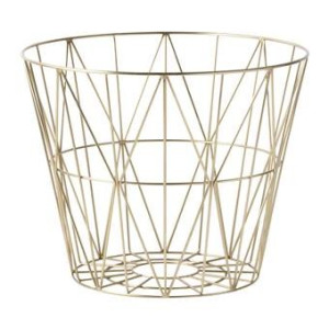Ferm Living Wire Mand M