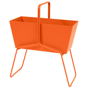 Fermob Basket plantenbak high carrot