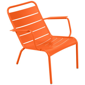 Fermob Luxembourg fauteuil Carrot