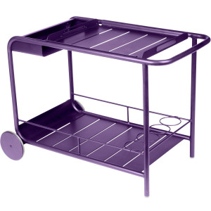 Fermob Luxembourg trolley aubergine