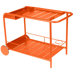 Fermob Luxembourg trolley carrot