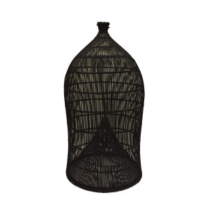 Fishtrap Lamp Zwart