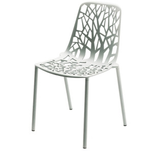 Forest Chair Zilver
