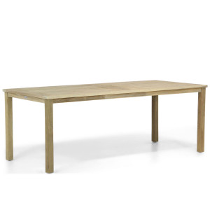 Lifestyle Weston dining tuintafel 210 x 90 cm