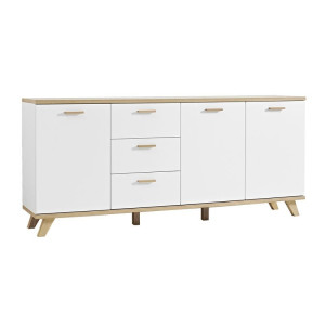 Germania Oslo Breed wit dressoir