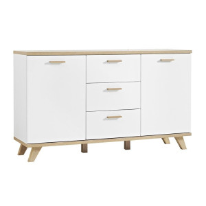 Germania Oslo Wit houten dressoir