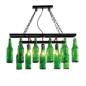 Kare Design Beer Bottles Hanglamp Beer Bottles