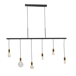 Kare Design Pole Six Hanglamp Pole Six