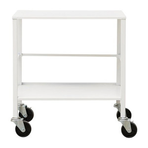 House Doctor Trolley Office 50 x 35 cm - Wit