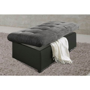 Hocker met golfvering
