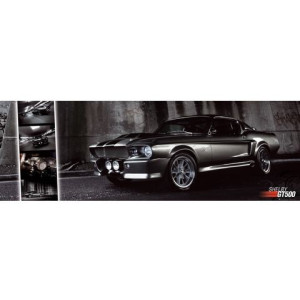 HOME AFFAIRE artprint Easton - MUSTANG GT50