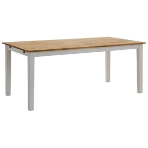 HOME AFFAIRE Eettafel Samba in 2 breedten