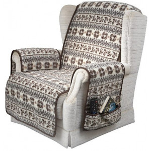 Home affaire fauteuilbeschermer