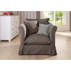 HOME AFFAIRE Hoesfauteuil Luise