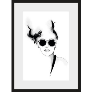 Leonique poster Schets Sunglasses, 30x40 cm