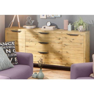 HOME AFFAIRE sideboard Viby groot, breedte 180 cm