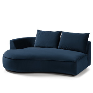 Home24 Chaise longue-module Buckley I, home24