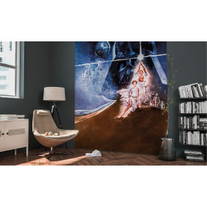 Home24 Fotobehang Star Wars Poster Classic2, home24