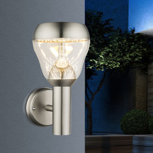 Home24 LED-buitenlamp Monti I, Globo Lighting