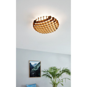 Home24 LED-plafondlamp Valdecabras, home24
