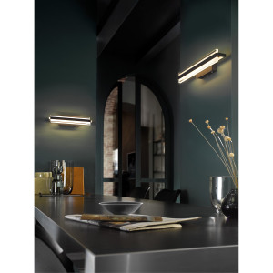 Home24 LED-wandlamp Tredion, home24