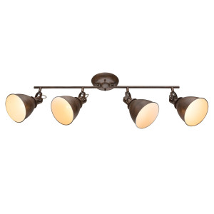 Home24 Plafondlamp Strahler I, Globo Lighting