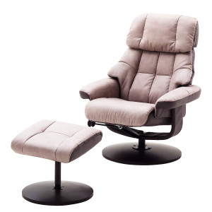 Home24 Relaxfauteuil Bloomer I, home24