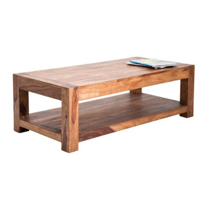 Kare Design Authentico Houten salontafel Authentico 120