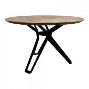 HSM Collection Zurich Eettafel Ø 130 cm