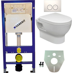 Inbouwtoilet Set Geberit UP 100-2