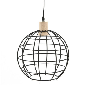 By-Boo Globe Industriele lamp rond