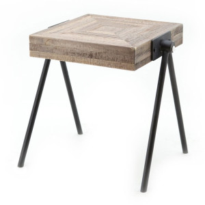 By-Boo Square Industriele sidetable