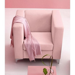 INOSIGN fauteuil met stiksels
