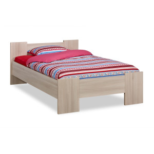 ledikant Woody - acacia - Beter Bed | Basic