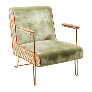 Kare Design Aunt Betty Unieke fauteuil met patroon