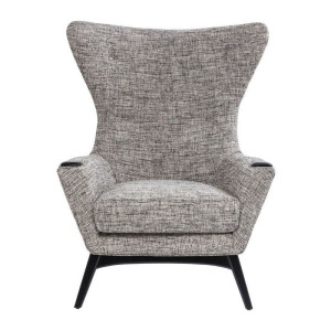 Kare Design Chillax Salt and Pepper Moderne fauteuil