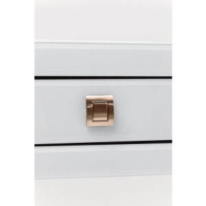Kare Design Elite Sidetable met goud