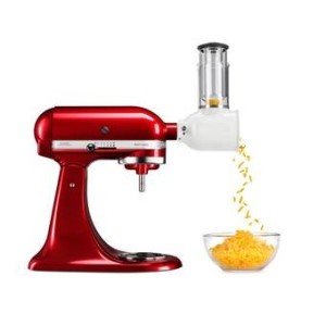 """KitchenAid MVSA Groenteschaaf en Rasp """