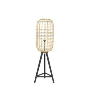 Light & Living Vloerlamp NOAH - Rotan Naturel - M