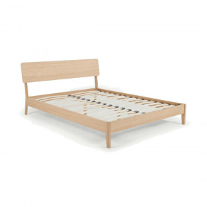MADE Essentials Noka kingsize bed, eiken