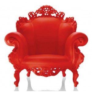 Magis - Proust Fauteuil - Rood