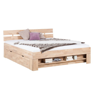 Massief houten bed EosWOOD, Ars Natura