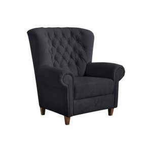 MAX WINZER® chesterfield-fauteuil Victoria, met chique capitonnage