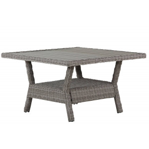 Garden Collections Mayflower hoge loungetafel vierkant
