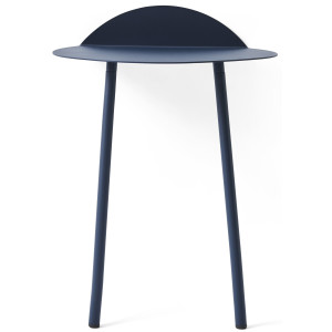 Menu Yeh Wall Low bijzettafel 40x32 Midnight Blue
